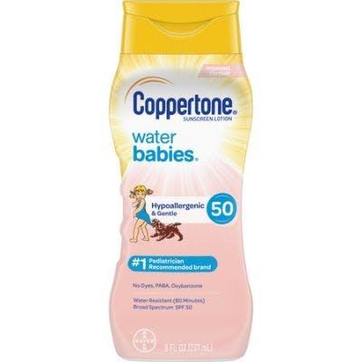 Coppertone Water Babies Spf 50