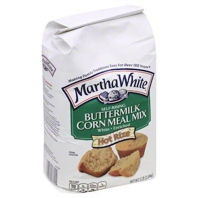 Martha White Self-Rising Buttermilk Corn Meal Mix