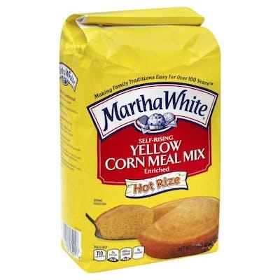 Martha White Self-Rising Yellow Corn Meal Mix