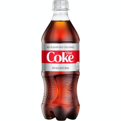 Diet Coke Bottle