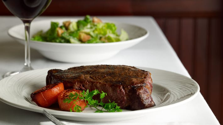 Prime New York Strip * 18 ounce