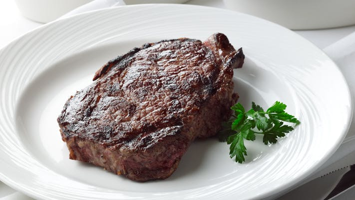 Prime Boneless Rib-Eye Steak 18 Ounce