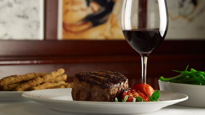 Center-Cut Filet Mignon 12oz