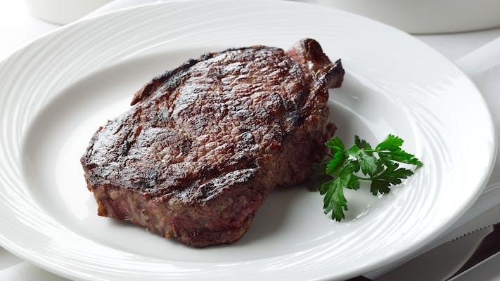 Prime Boneless Rib-Eye Steak* 18 Ounce