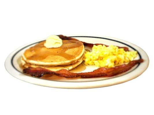 Kids Pancake Combo