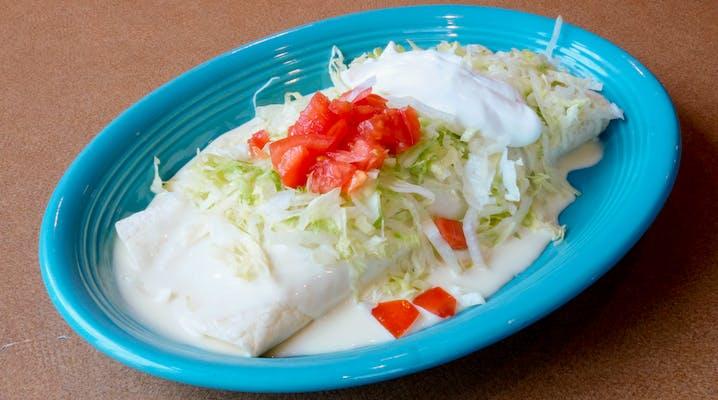 SP2. Burrito Blanco