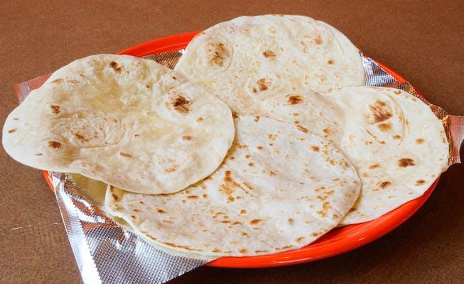 4. Side of Tortilla