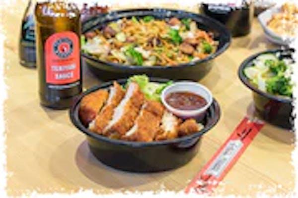Chicken Katsu Bowl