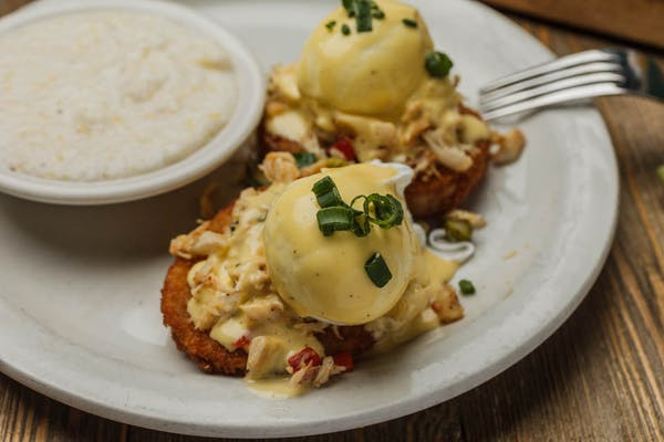 N'awlins Benedict