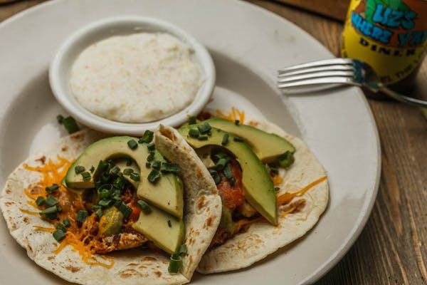 Soft Breakfast Tacos