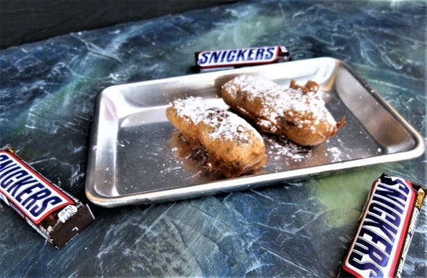 Fried Snickers