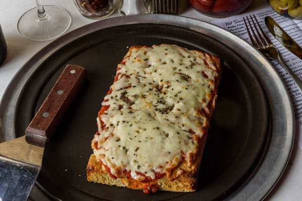 Cheese Sicilian Slice
