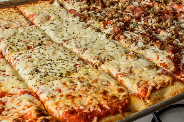 "Create Your Own 18""x 26"" Sicilian Pizza"
