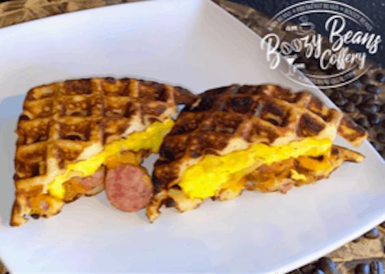 Breakfast Sausage & Egg
