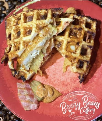Chicken Chipotle Waffle