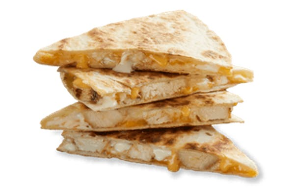 Three Cheese Quesadilla