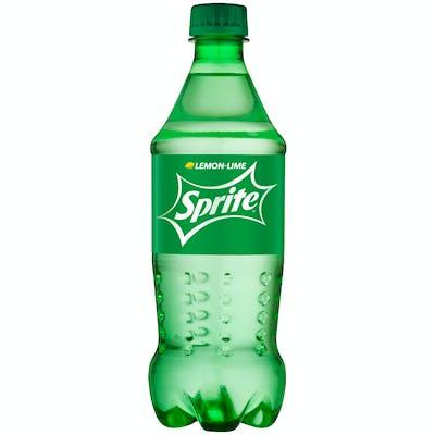 Sprite Bottle