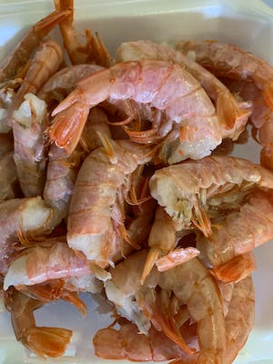 Royal Reds Shrimp Boiled with Cajun Spice