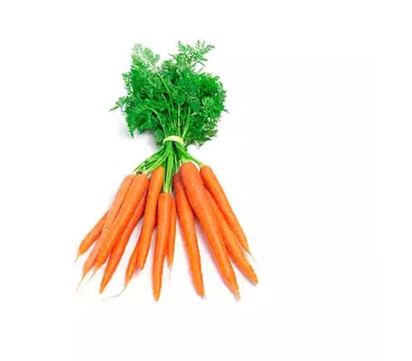 Organic Bunch Carrots (1 ct.)