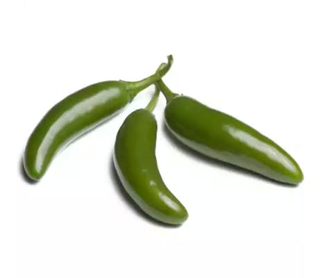 Serrano Peppers (1 lb.)