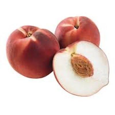 White Flesh Peaches (1 lb.)