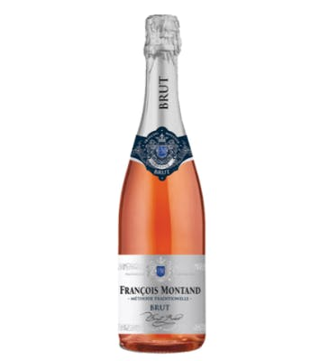 (750 ml.) Francois Montand- Brut Rosé