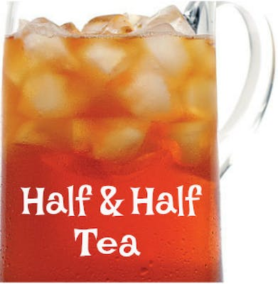 Half & Half Tea