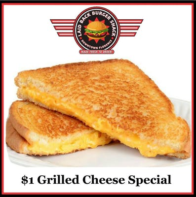 Kids Grilled Cheese Meal