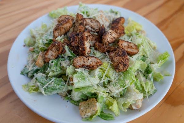 Traditional Chicken Caesar Salad