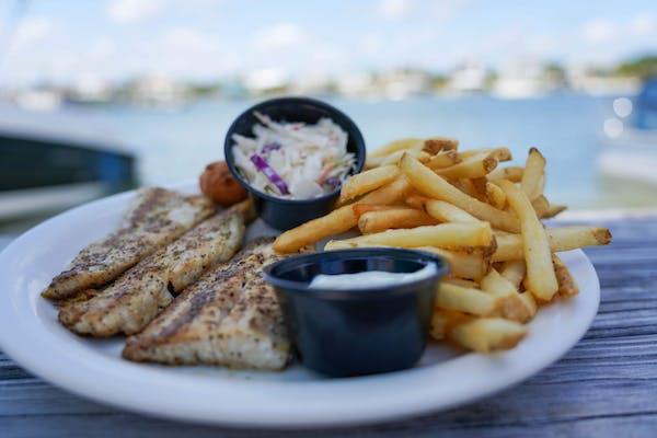 Gulf Fish Platter