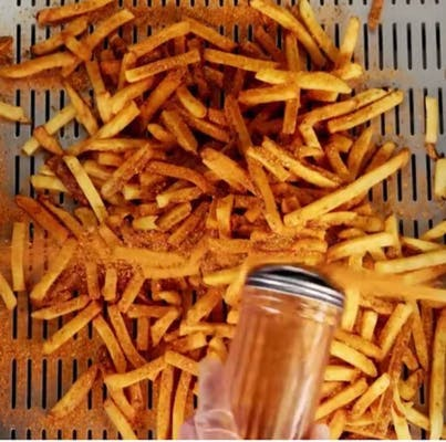 Cajun Style Fries