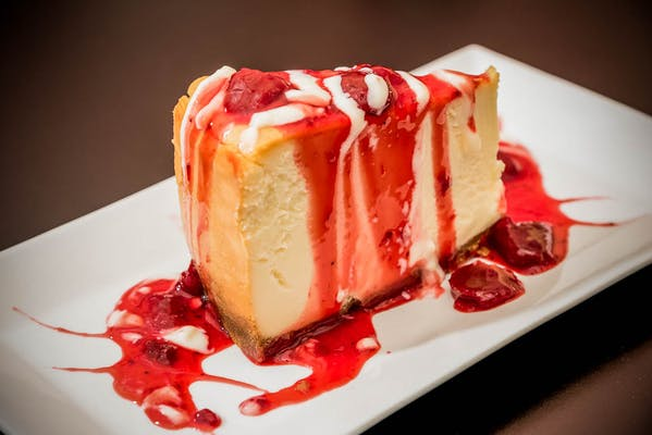 New York Style Cheese Cake