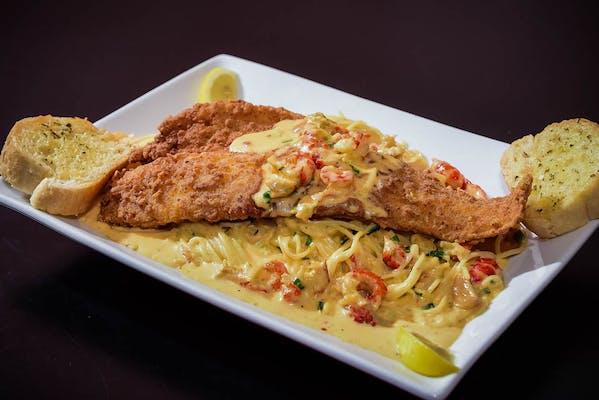 Bayou Redfish