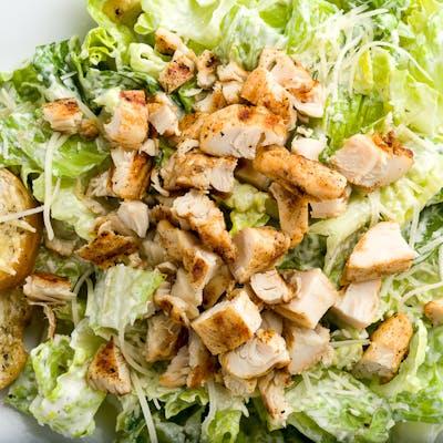 Naked Caesar Salad