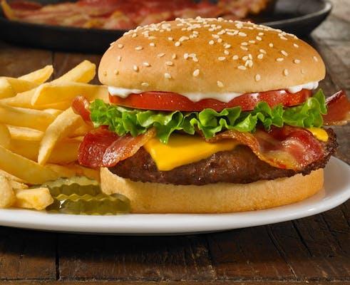 Applewood Smoked Bacon HuddleBurger®
