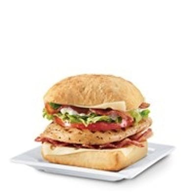 DQ Bakes Chicken Bacon Ranch Sandwich
