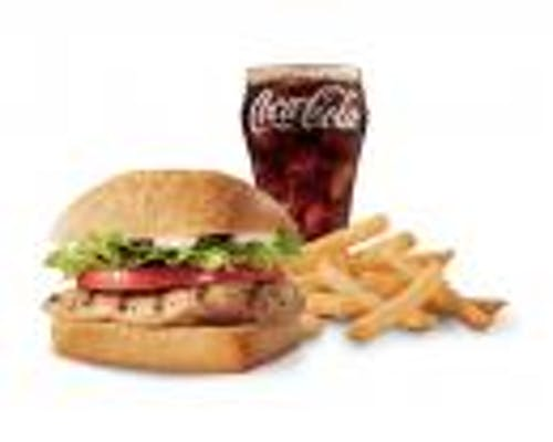 DQ Bakes Grilled Chicken Sandwich Combo