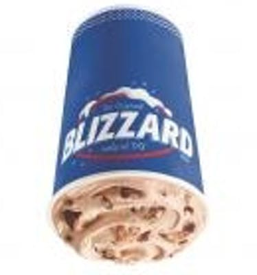 Snickers® Blizzard Treat