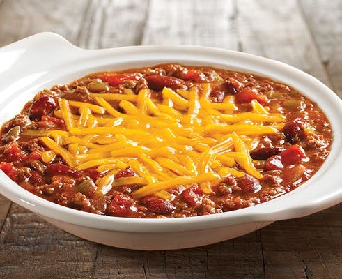Loaded 5 Star Chili