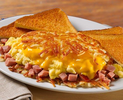Ham & Cheese