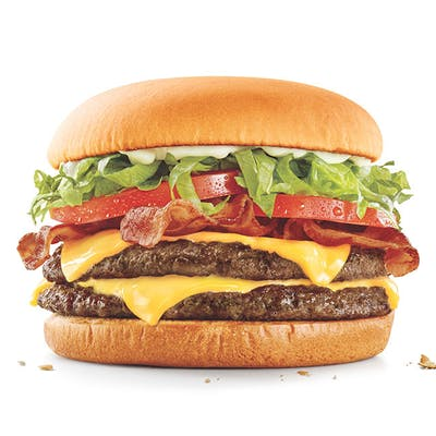 #3 SuperSonic® Bacon Double Cheeseburger