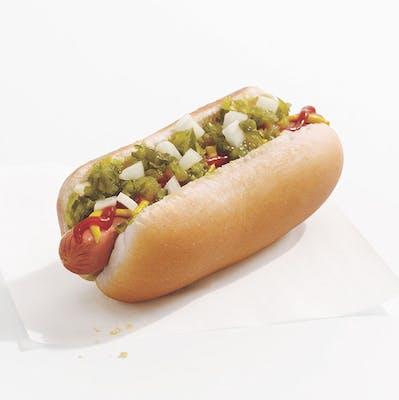 #6 Hot Dog Combo