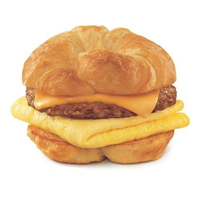 #19 CroisSonic® Breakfast Sandwich