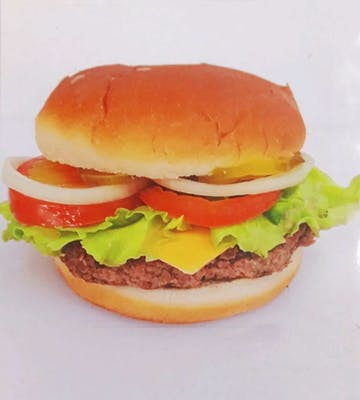 1. Cheeseburger & French Fries