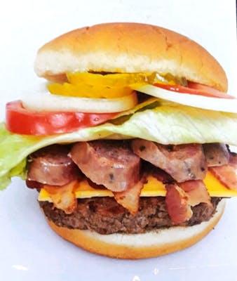 3. Cowboy Burger