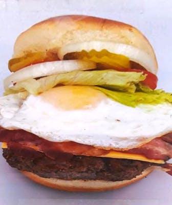6. Jordan Burger