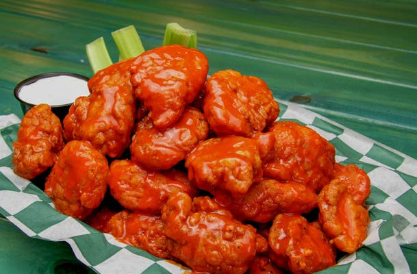 Award-Winning Boneless Wings