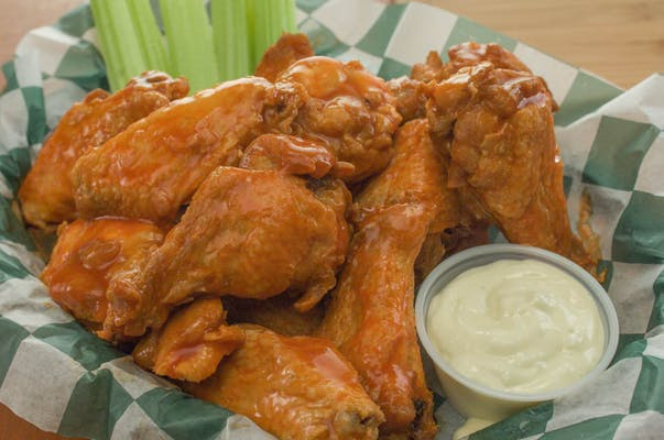 Award-Winning Traditional Wings