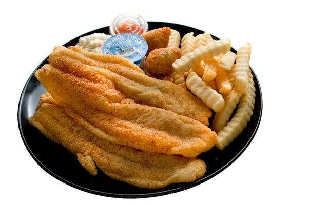 2pc Fish Combo