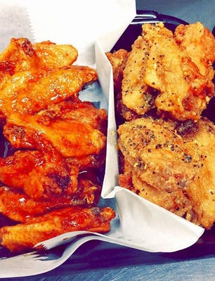 Fish & Wings Combo